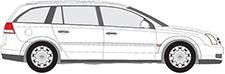 VECTRA C Caravan (Z02)