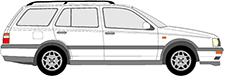 GOLF III Variant (1H5)