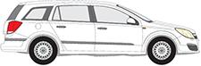 ASTRA H Caravan (A04)