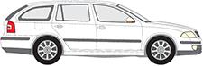 OCTAVIA III Combi (1Z5)