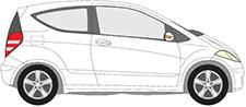 A-KLASSE (W169)