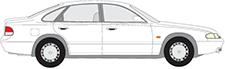 626 IV Hatchback (GE)