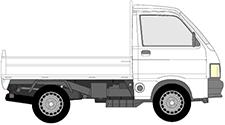 HIJET Pick-up (_U60)