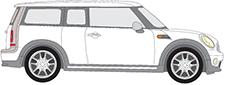 MINI CLUBMAN (R55)