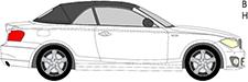 1er Cabriolet (E88)