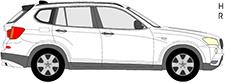 X3 (F25)