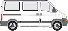 MOVANO B Bus (X62)