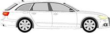 A6 Avant (4G5, 4GD, C7)