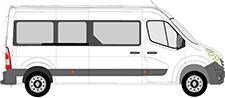 MASTER III Bus (JV)