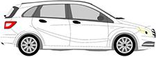 B-KLASSE (W246, W242)
