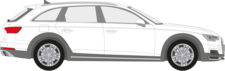 A4 Allroad (8WH, B9)